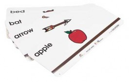 Picture Word Card Set for Card Master Reader