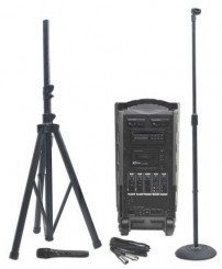 Basic 90W Portable PA Package