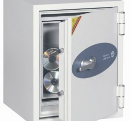 "DataCare Fire Resistant Data Safes 24"", Key Lock"