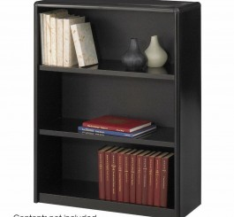 3-Shelf ValueMate Economy Bookcase