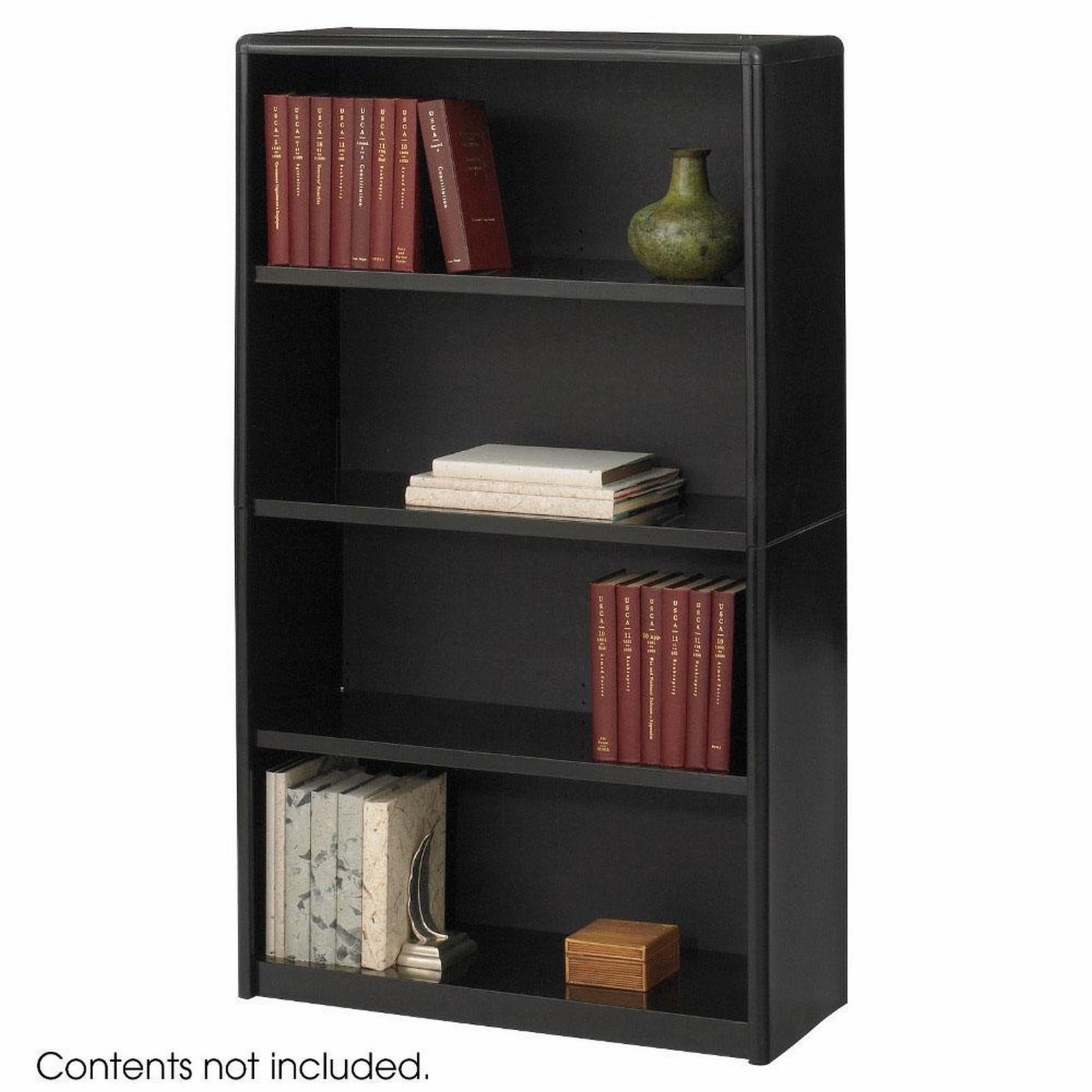 Wonderful image of  Shelf ValueMate Economy Bookcase 31 3/4″w x 13 1/2″d x 54″h with #8E653D color and 1607x1607 pixels