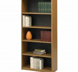 5-Shelf ValueMate Economy Bookcase