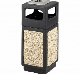 Canmeleon 15 Gal Side Open/Urn/Aggregate
