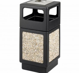 Canmeleon 38 Gal Side Open/Urn/Aggregate