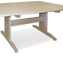 "Art Table, 42"" x 72"" Plastic Laminate Top"