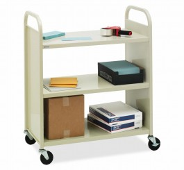 Duro Series Book Truck
