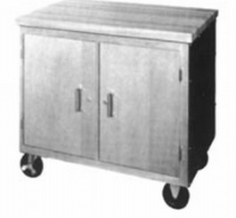 All-Purpose Mobile Shop Cart