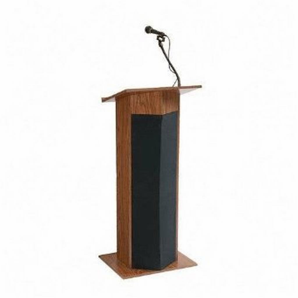 Floor Lectern - Power Plus