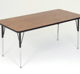 Rectangle Activity Table HPL