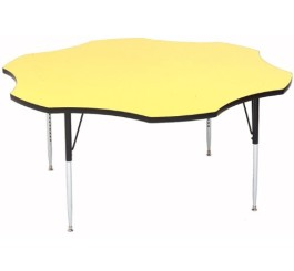 Flower Activity Table HPL