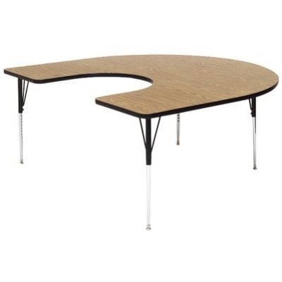Horseshoe Activity Table HPL