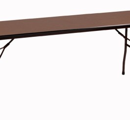 Melamine Top Folding Table