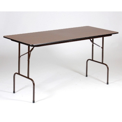 High Pressure Laminate Counter Height Folding Table