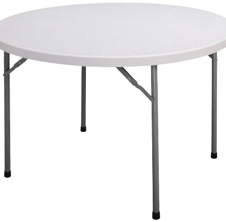 CP Series Round Blow-Molded Folding Table
