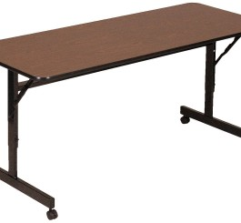 Flip-Top Tables Melamine Top