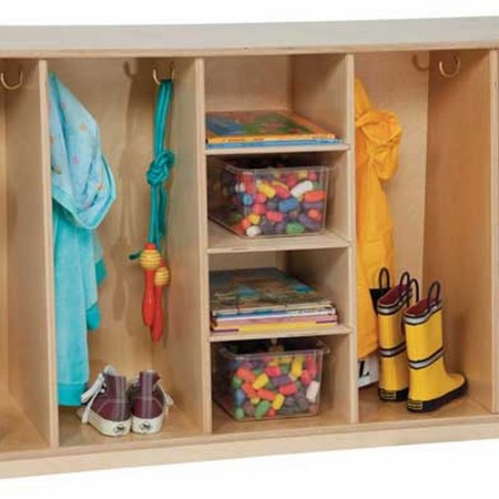 "Tip-Me-Not 30"" High Tot Lockers"