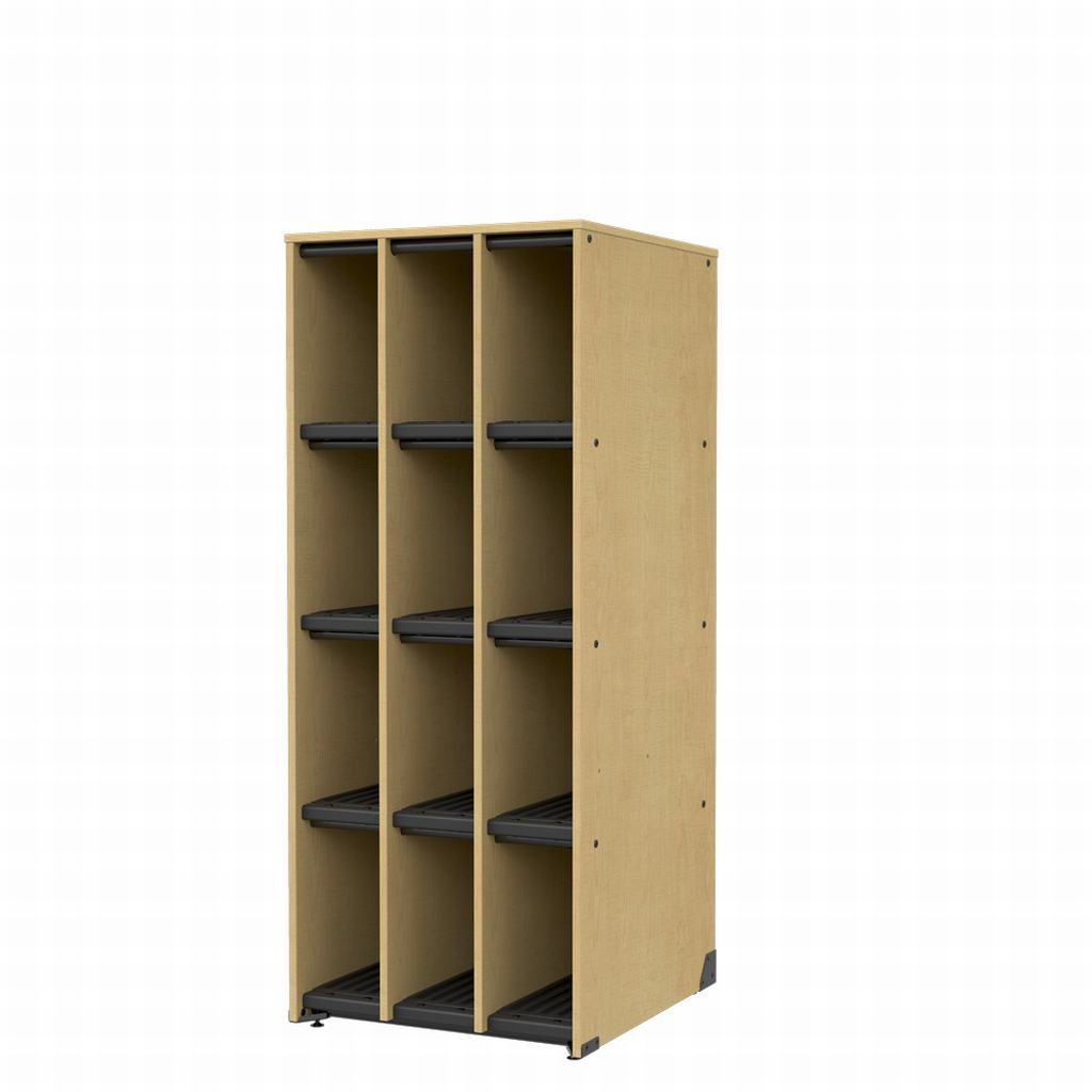 band storage 12 compartments no doors educator 39 s depot