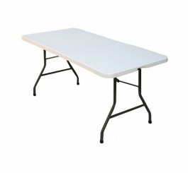 FS-Series Blow-Molded Food Service Folding Tables