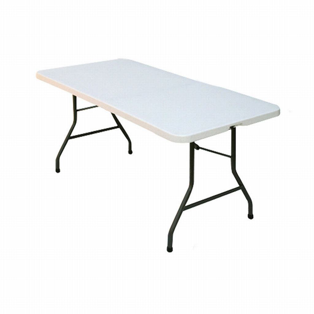 Fs series blow molded food service folding tables - Table cuisine retractable ...