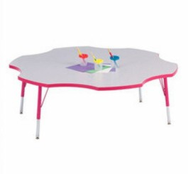 "60"" Flower Activity Table"