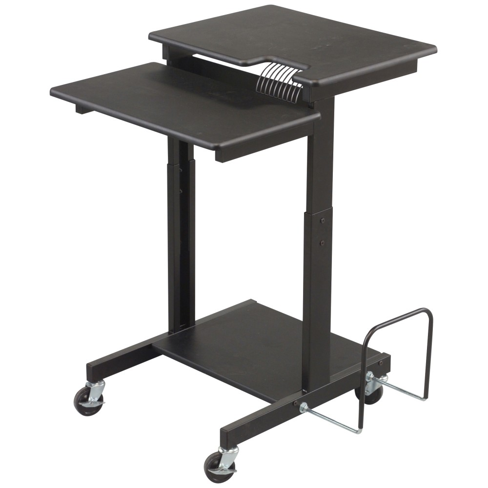 Web AV Cart-Black