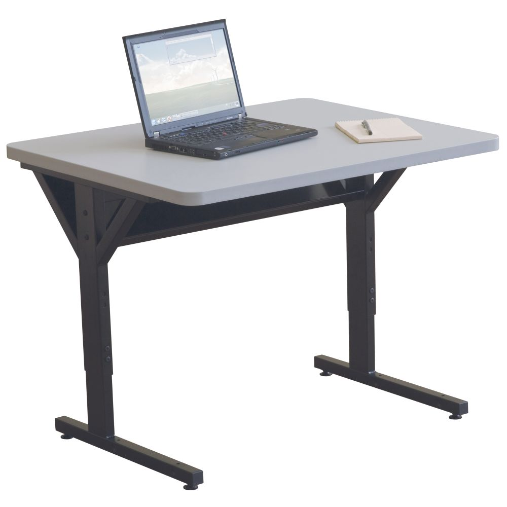 Brawny Table, Gray