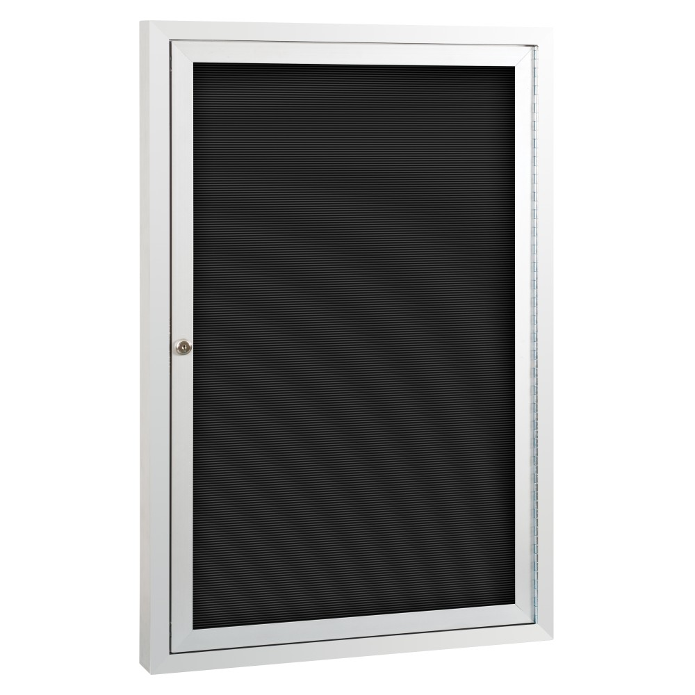 Deluxe Directory Board - 1 Hinged Door 3' x 2'