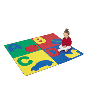 ABCD Crawly Mat