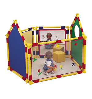 Baby Corral Playpanel Set