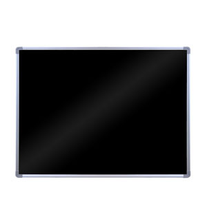 48x36 Wall-Mount Black Board