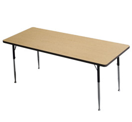 36X72 Rectangle - F500 Series Activity Tables