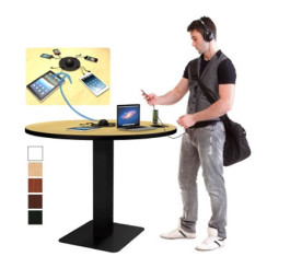 Power Table Standing