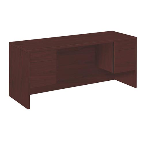10500 Series Credenza with Kneespace - 2 Box / 1 File Drawer