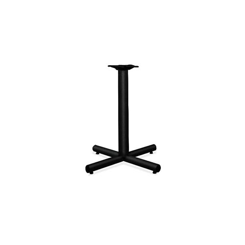"""Hospitality Table Base for 30"""" - 36"""" Square and Round Tops - X-Style"""