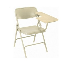 High Pressure Tablet Arm - Premium Folding Chair