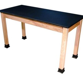 Classic Series Table 21x48 Trespa Phenolic Resin