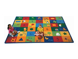 Alphabet & Numbers Rugs