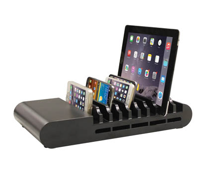 10 Port USB Charging Station