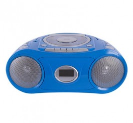 Bluetooth, CD, Cassette, FM Boombox