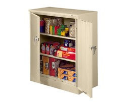 Counter-Height Storage Cabinets