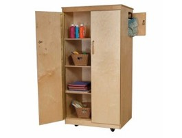 Wardrobe & Teachers' Storage Cabinets