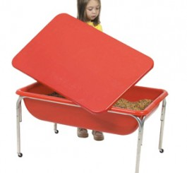 "24"" Sensory Table w/Lid-Medium"