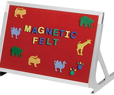 Best-Rite Magnetic Flannel Easel (783GA)
