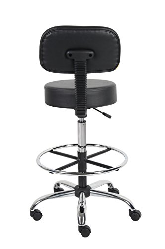 Boss Office Products B16245 Bk Be Well Medical Spa
