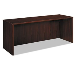 "Basyx by HON - Credenza Shell,72""x24""x29"", Mahogany, Sold as 1 Each, BSX BL2121NN"
