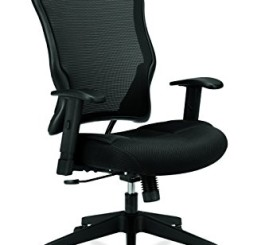 HON VL702 Mesh High-Back Work Chair for Office or Computer Desk