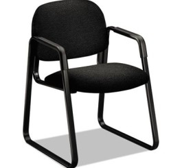HON4008AB10T - HON Solutions 4000 Series Seating Sled Base Guest Chair