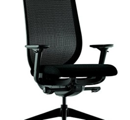 HON HONN103NT10 Nucleus Task Chair, Black Fabric