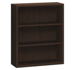 HON 10500 Series Bookcase, Mocha Finish (H105533.MOCHMOCH)