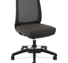HON Active Task Chair, Black Mesh (HVL951.ES10.T)
